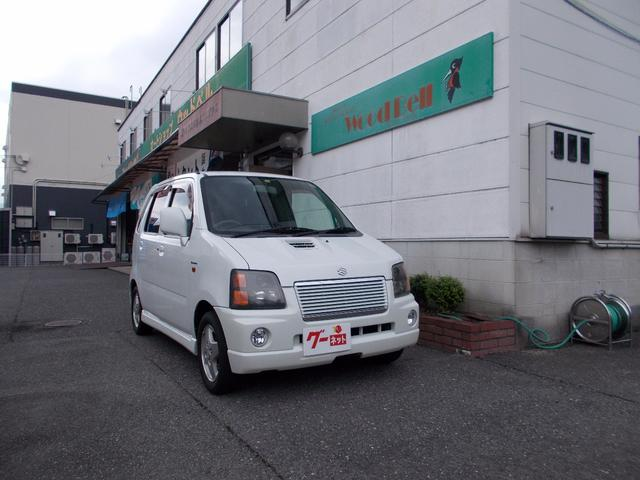 スズキ RRリミテッド  4WD  ターボ タイミングチェン