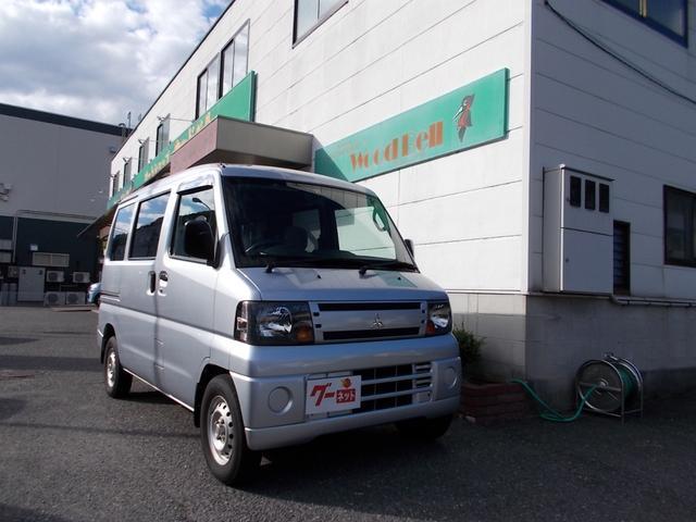 三菱 CL・オートマ・キーレス・フロントパワーウインド