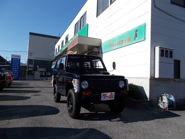 スズキ 4WD ターボ AT 公認リフトアップ エアコン パワステ