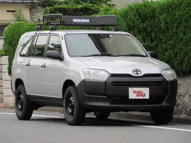 トヨタ DXコンフォート トヨタセーフティーセンス リフトアップ