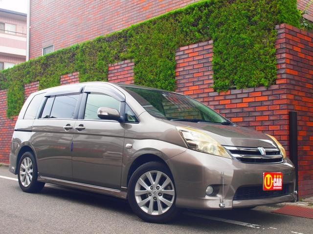 トヨタ プラタナ Vセレクション 両側パワースライド スマートキー