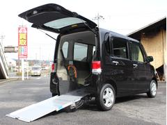 タント福祉 スローパー 車いす移動車 3人乗り エコアイドル