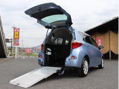 ラクティスX ウェルキャブ 車いす仕様車スロープタイプ TypeI