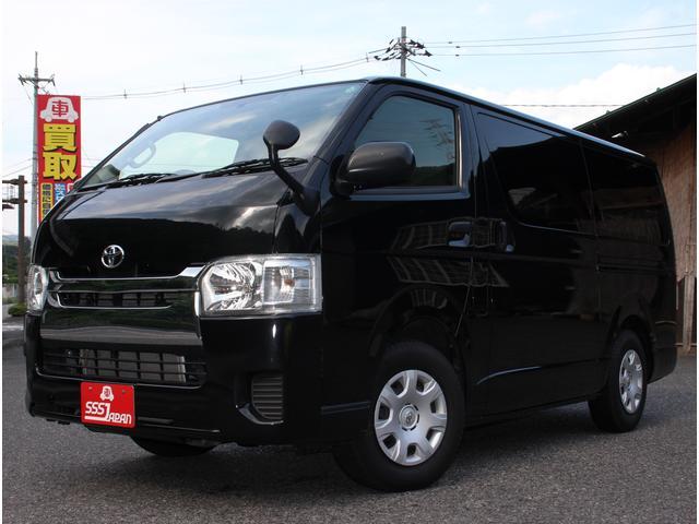 トヨタ ロングDX GLパッケージ ディーゼル 5速マニュアル