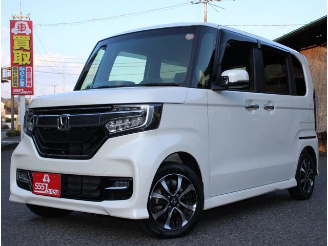 ホンダ G・L ナビTV Bluetooth バックモニター ETC 両側パワースライドドア スマートキー アイドリングストップ LEDライト LEDフォグ オートライト
