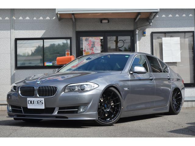 BMW 535XOLuxuryWheels車高調フロントスポイラ-