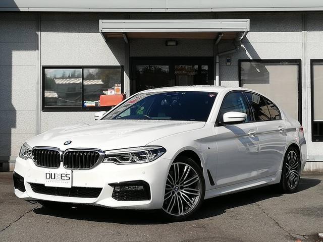 BMW 530i Mスポーツ コンフォートPKGドライビングアシスト