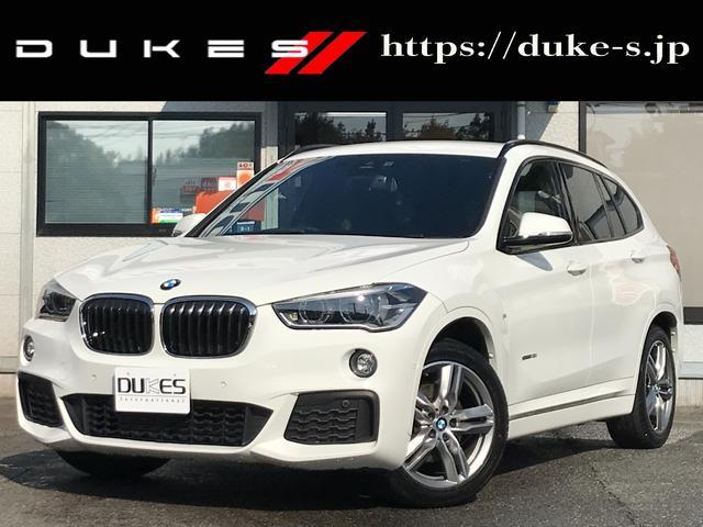 BMW sDrive 18i Mスポーツ 純正ナビ 社外TVカロッツェリアBカメラ ミラーETC コンフォートアクセス