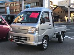 ハイゼットトラックジャンボ 4WD エアコン 3方開 ワンセグ メモリーナビ