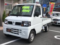 クリッパートラックDX AC MT 修復歴無 軽トラック