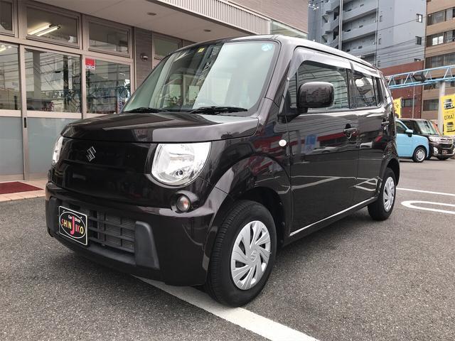 「スズキ」「MRワゴン」「コンパクトカー」「広島県」の中古車