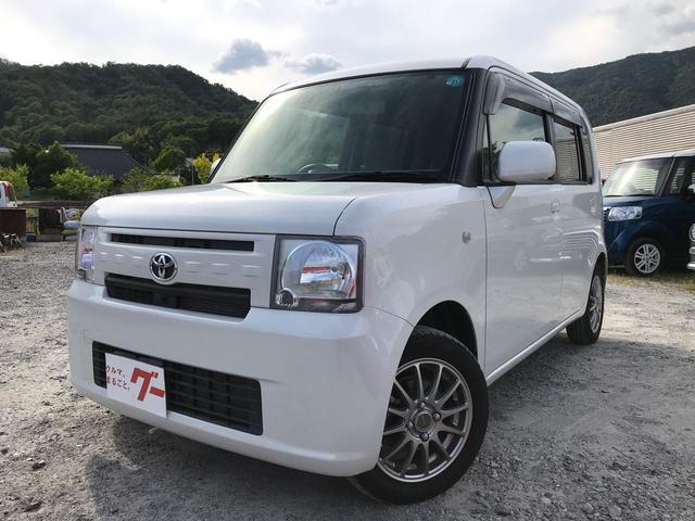 トヨタ X ワンオーナー アイドリングストップ ナビ 地デジTV