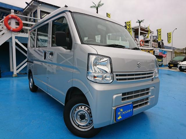 スズキ PA 走行3540キロ スタッドレス装着 4WD