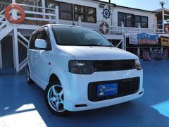 eKスポーツR HID キーレス 14インチアルミ 運転席助手席エアバッグ ABS  6ヵ月保証付き  ベンチシート