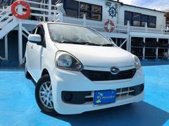 プレオプラスE 走行距離15000km 6ヵ月保証付き アイドリングストップ 運転席助手席エアバッグ ABS CD