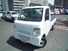 スクラムトラックKCスペシャル 5MT 4WD エアコン ワンオーナー車