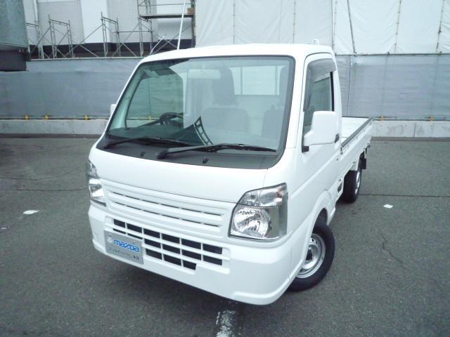 マツダ KCエアコン・パワステ CD エアコン パワステ ABS エアバック 4WD 5MT ワンオーナー 禁煙車
