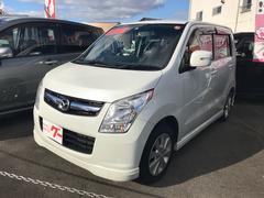 AZワゴンXSスペシャル 軽自動車 ETC パールホワイト CVT