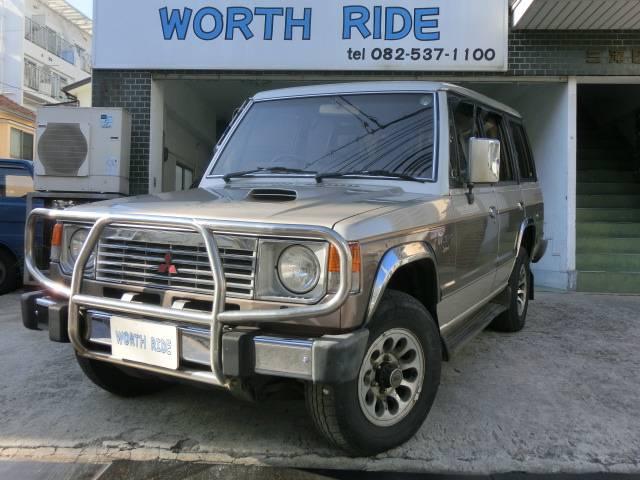 三菱 エクシード 4WD ETC