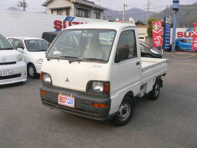 三菱 TD 5速 4WD