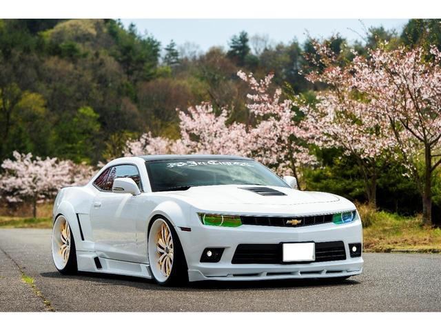 シボレー RS