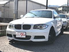 BMW135i ツインターボ 前後カメラ HDD地デジナビ HID