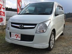 AZワゴンXSスペシャル 4WD Tチェーン ETC ナビ