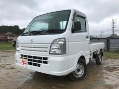 キャリイトラック4WD エアコン マニュアル5速 軽トラック 2人乗り