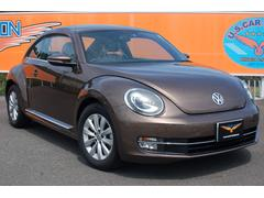 VW ザ・ビートルデザイン オートクルーズ キセノン ETC