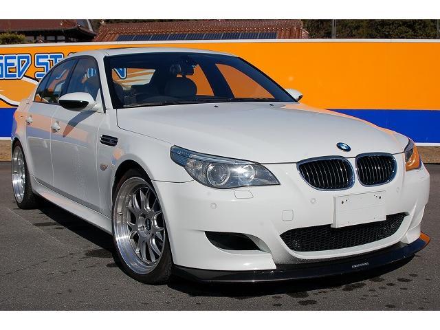 BMW M5 BBSLM-R20AW エリクソンパワーEXシステム