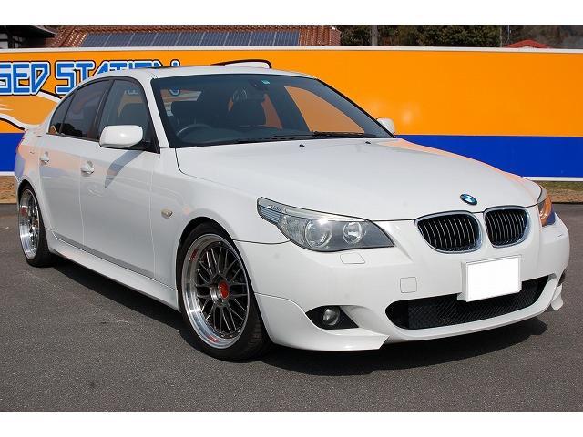 BMW 530i Mスポーツ KW車高調 BBS19AW SSマフラ