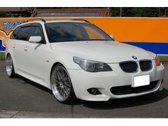 BMW525iツーリング Mスポ BBS20AW パノラマルーフ