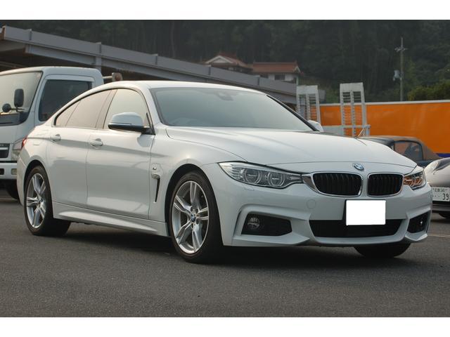 BMW 4シリーズ 420iグランクーペ Mスポーツ