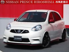 マーチニスモ S 5MT ナビ CD インテリキー 禁煙車