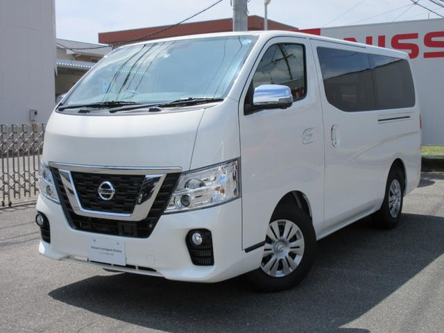 日産 ロングプレミアムGX エマージェンシーブレーキ 当社試乗車