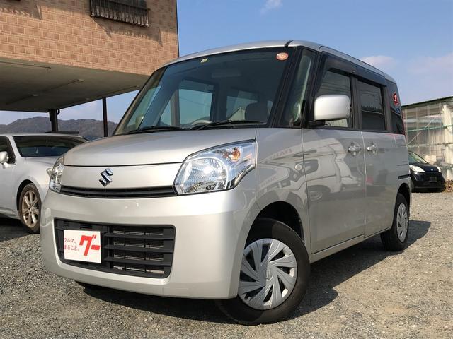 G TV ナビ 軽自動車 4WD シルキーシルバーメタリック(1枚目)