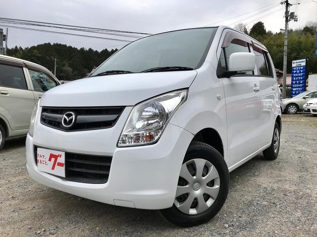 マツダ XG 軽自動車 スペリアホワイト キーレス AT AC