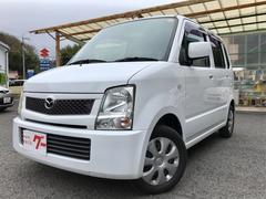 AZワゴンFA 軽自動車 4WD スペリアホワイト AT AC