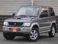 パジェロミニVR ミッション車 4WD車 背面タイヤ付き車
