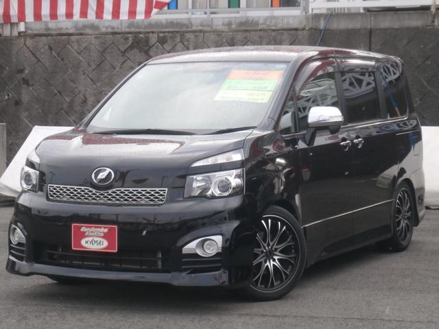 トヨタ ZS 煌  HDDナビゲーション ETC 車高調