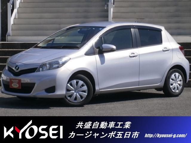 トヨタ F スマイルエディション プッシュスタート ETC