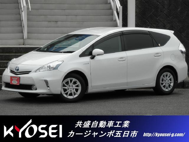 トヨタ S  メモリーナビ  ETC フルセグTV