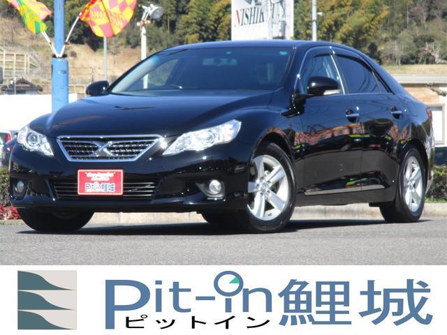 トヨタ 250G リラックスセレ・ブラックレザーリミテッド Pシート