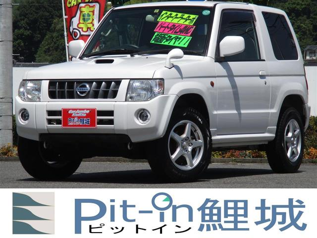 日産 RXターボ 4WD CDデッキ キーレス シートヒーター