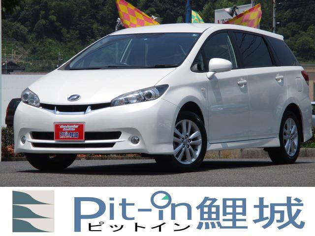 トヨタ 1.8S ナビ フルセグ HID キーフリー