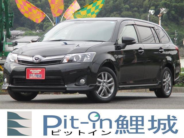 トヨタ 1.5G エアロツアラー・ダブルバイビー 純正ナビ フルセグ