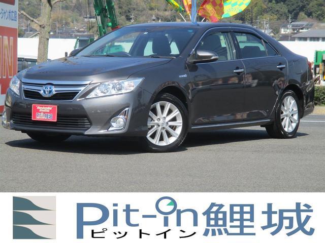 カムリ(トヨタ) ハイブリッド Gパッケージ 中古車画像