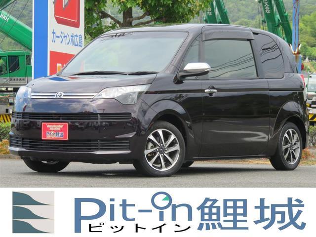 トヨタ F クイーン 特別使用車 左パワースライドドア ナビ バックカメラ フルセグ ETC キーフリー