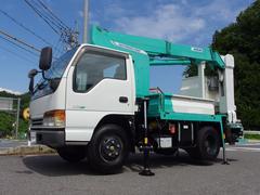 エルフトラック高所作業車 アイチ製 SE10A 9.9m