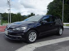 VW ゴルフTSIコンフォートライン Mチェンジ後 9.2インチナビ